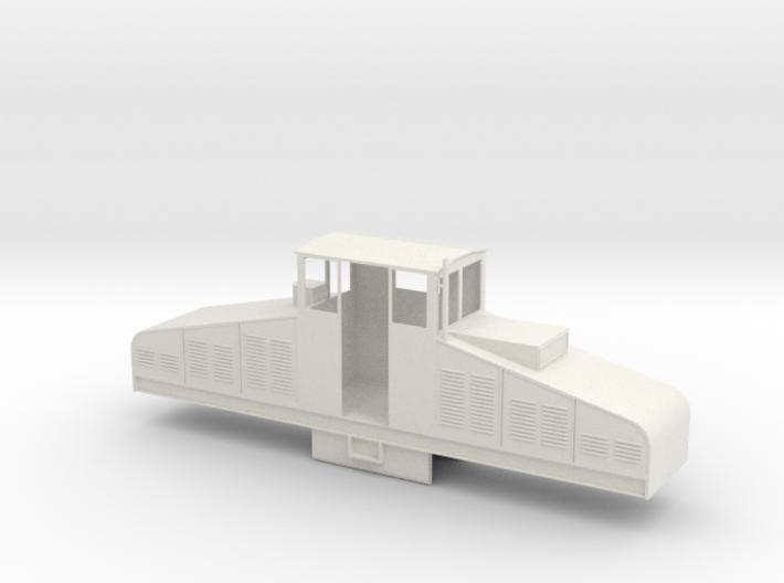 B-1-19-crochat-50cm-loco1 3d printed