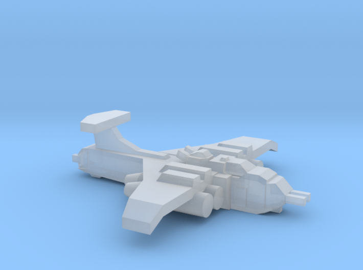 [3mm] Heavy Bomber 3d printed