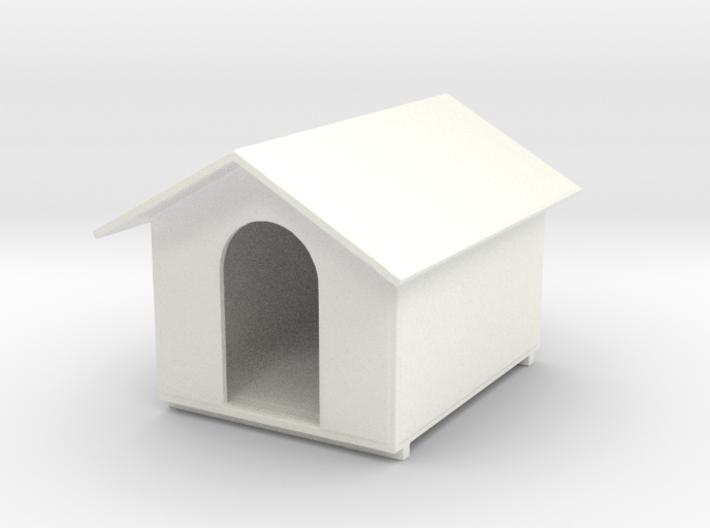Hundehütte 3d printed