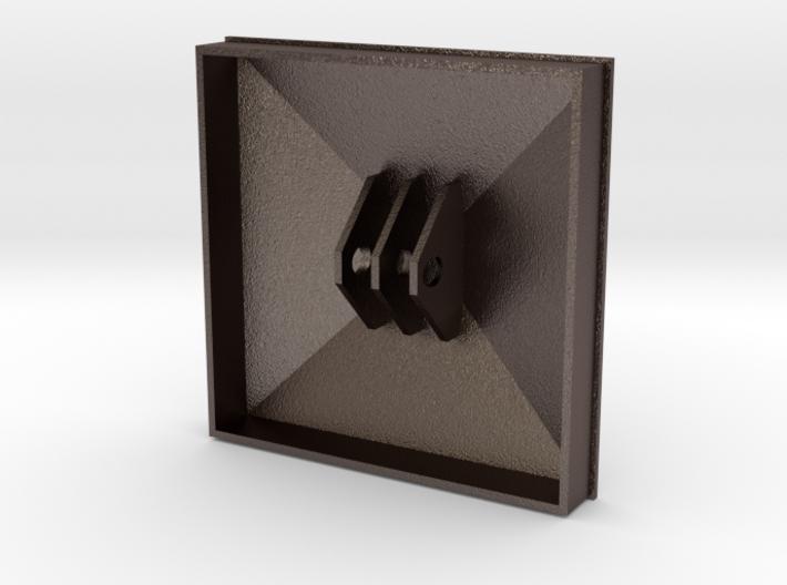 Top Cap - 3Dponics Herb Garden 3d printed