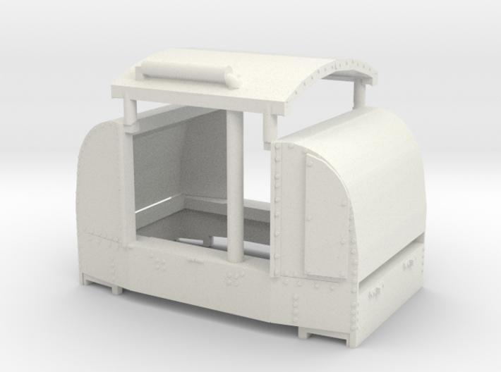 A-1-101-open-simplex1 3d printed