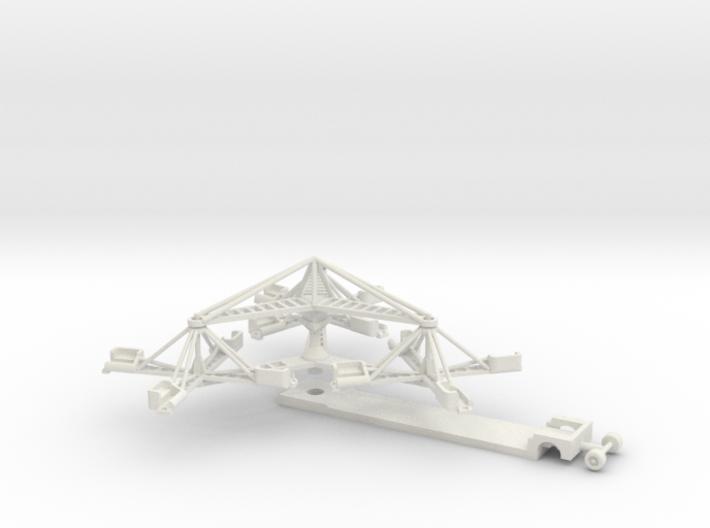 Sizzler - 1:160 (N scale) 3d printed