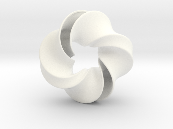 Mobious 3d printed