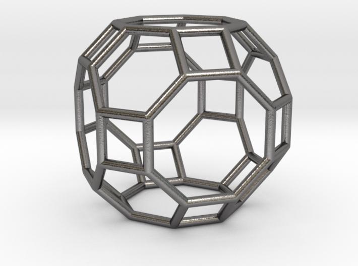 0286 Great Rhombicuboctahedron E (a=1cm) #001 3d printed