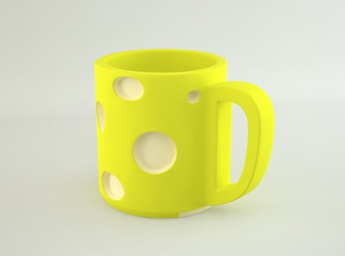 Sheese Cup 3d printed