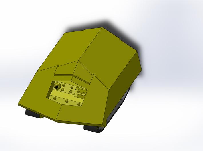 Rammtiger 1/285 6mm 3d printed