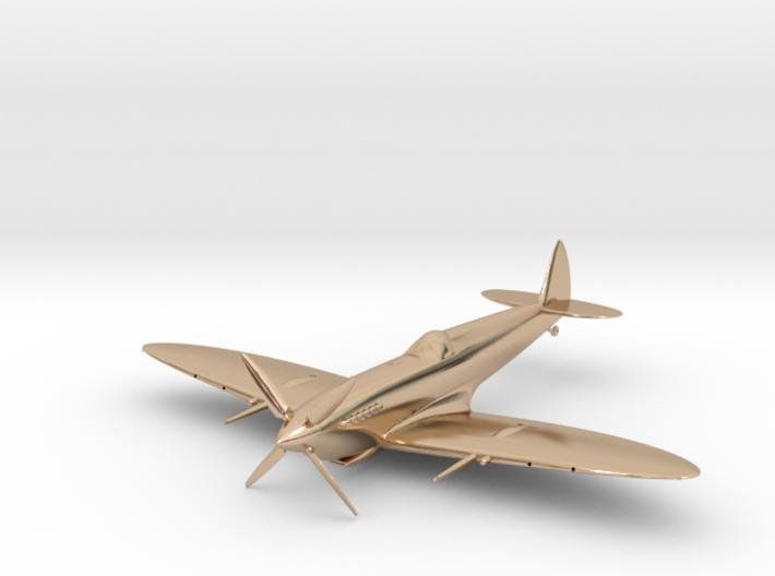 Spitfire warplane (beta version) 3d printed