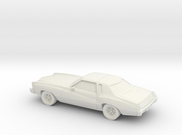 1/87 1976-77 Chevrolet Monte Carlo 3d printed