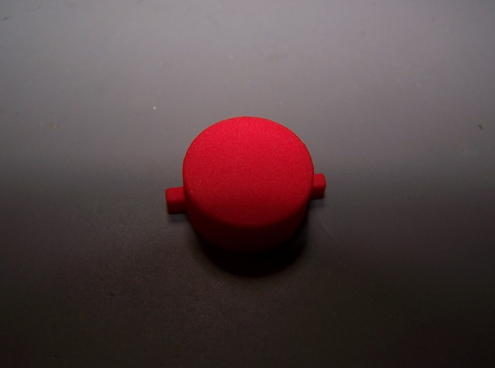 Commodore Amiga CD32 controller - Red Button 3d printed