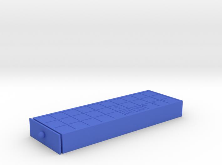 Senet The Board Game Complete Print  3d printed