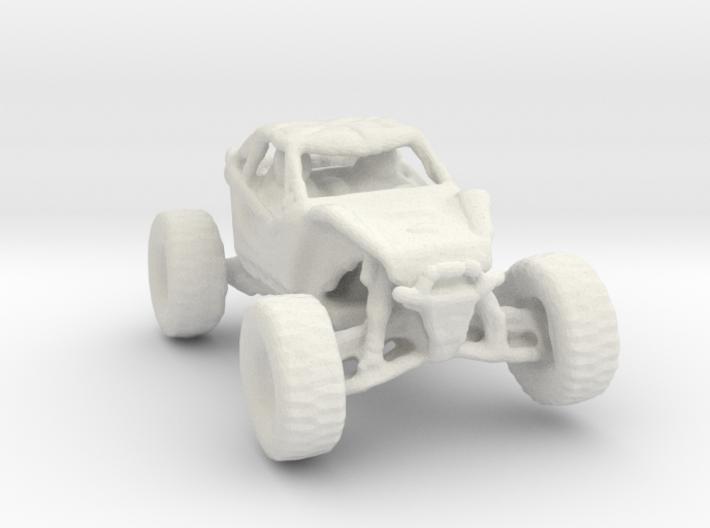 1:64 scale YETI-XL 3d printed