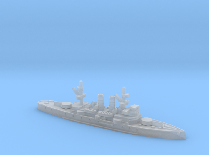 Norge 1/2400 3d printed