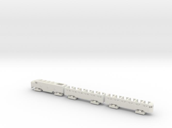 MTC G16 Train 3d printed