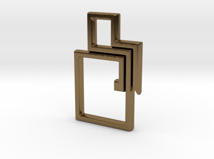 Square KR1 3d printed