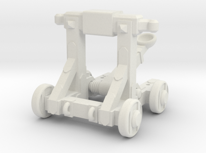 Rubber Band Catapult Mk. 2 3d printed