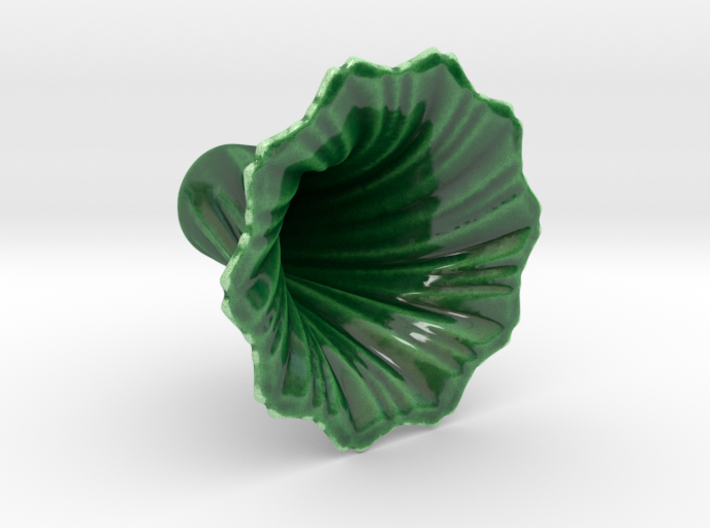 Hexagon Twisted Vase 3d printed