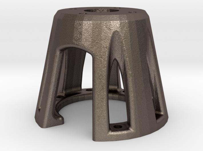 NTM42 Series CNC Spindle Motor Mount 3d printed