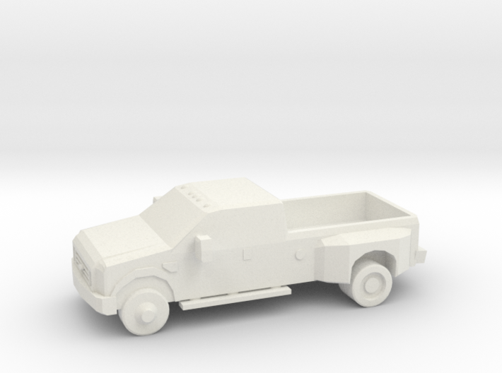 10mm (1/144) 2008 Ford F-350 3d printed