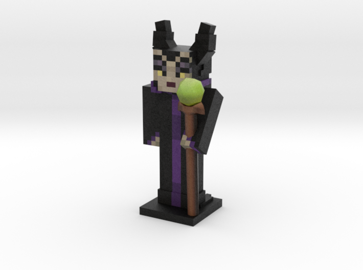 Maleficent 3d printed