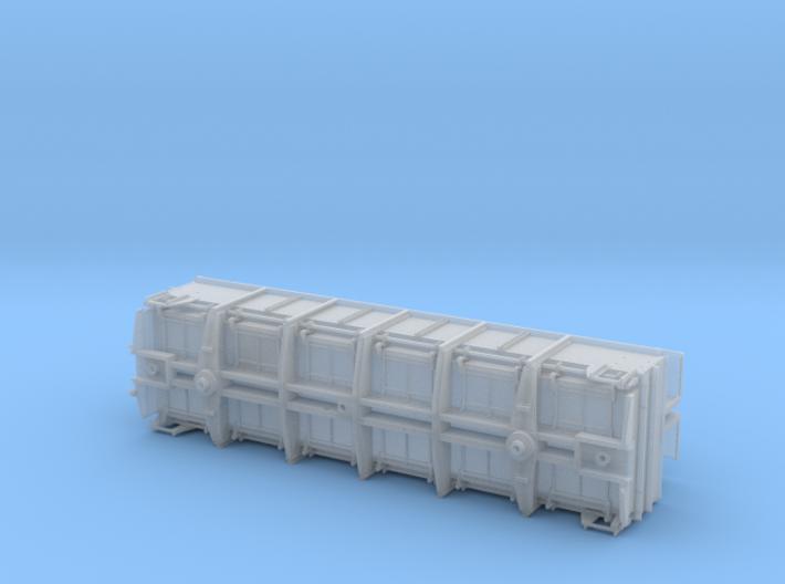 CNR General Service Gondola HO Scale 124750-124999 3d printed