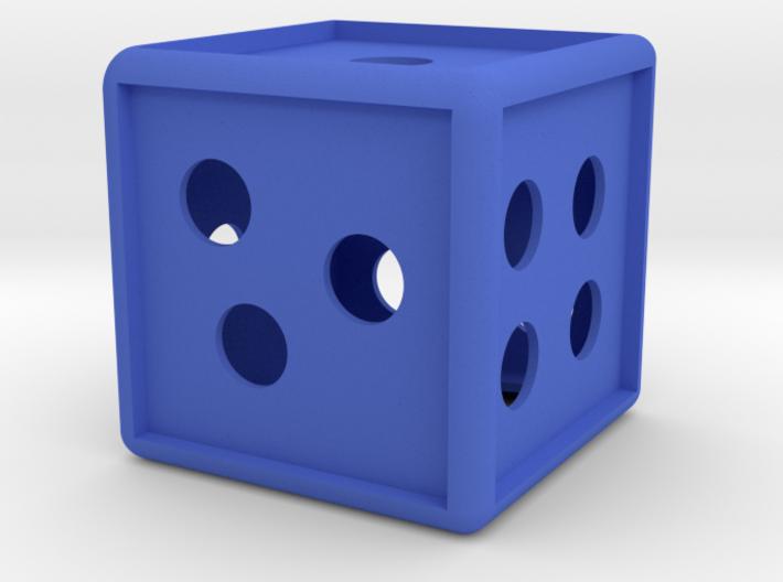 骰子 3d printed
