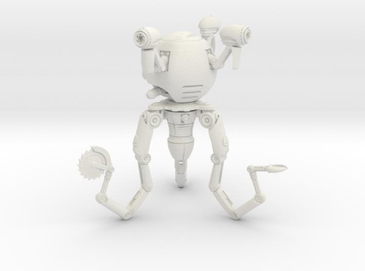 Mr. Handy Robot Large 3d printed