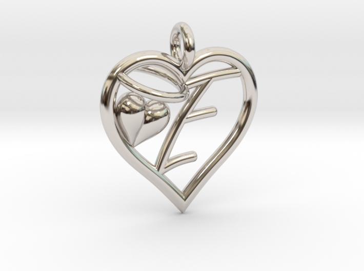 HEART E 3d printed