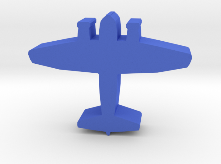 Game Piece, WW2 Junkers Bomber 3d printed