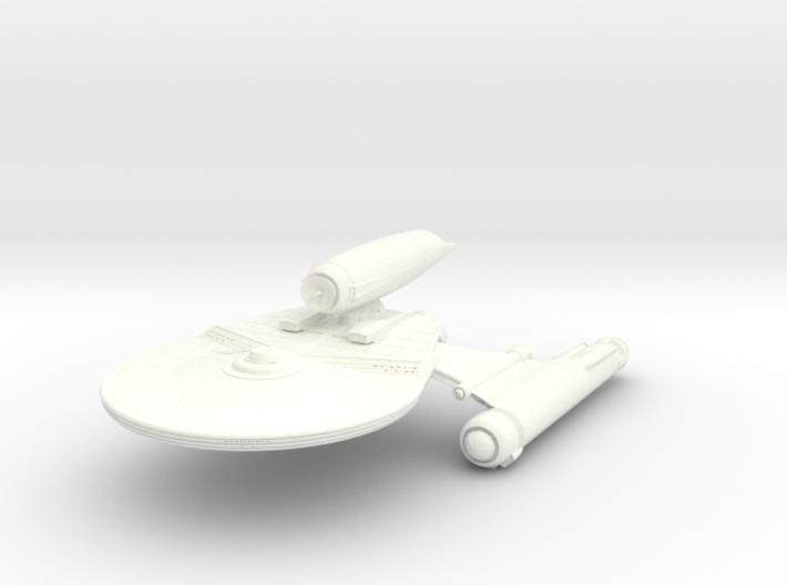 Falcon Class Refit II HvyCruiser 3d printed