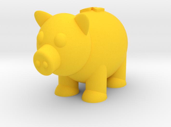 Pig (Nikoss'Animals) 3d printed