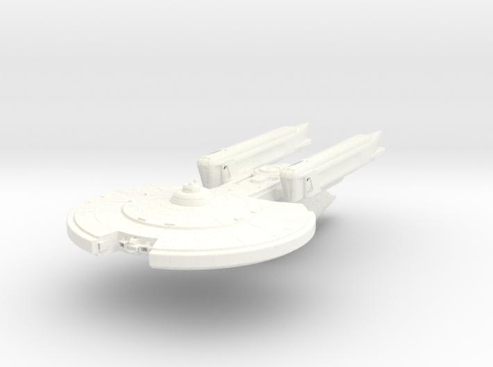 Carter Class Cruiser 3d printed