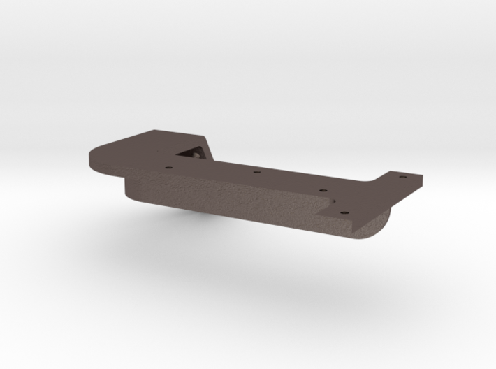 Smoke Box Right Front Runboard Support 3d printed