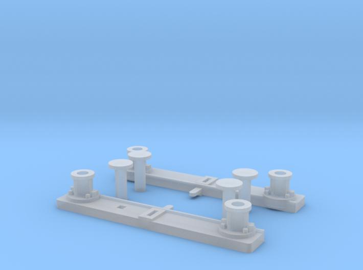 (1:76) A1 & A1X Terrier buffer beam 3d printed