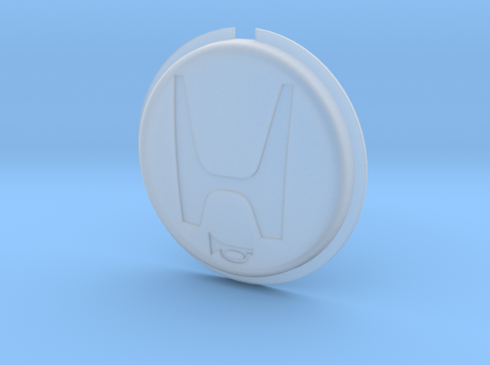 NSX-R Horn Button 3d printed