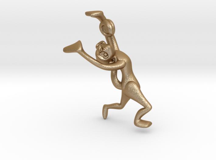 3D-Monkeys 039 3d printed