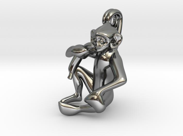 3D-Monkeys 043 3d printed