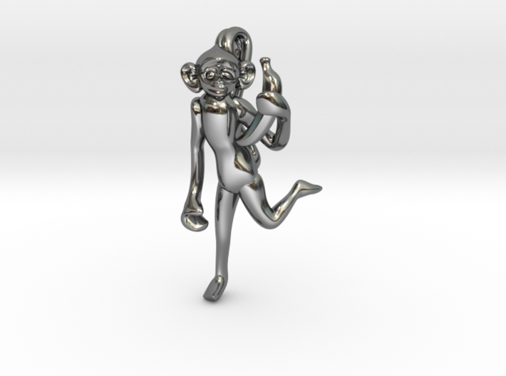 3D-Monkeys 046 3d printed