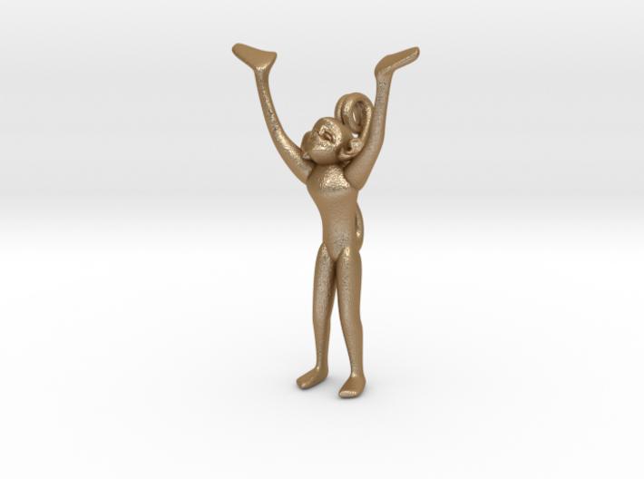 3D-Monkeys 065 3d printed