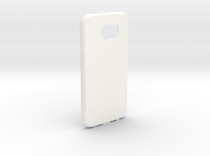 Customizable Samsung S6 case 3d printed