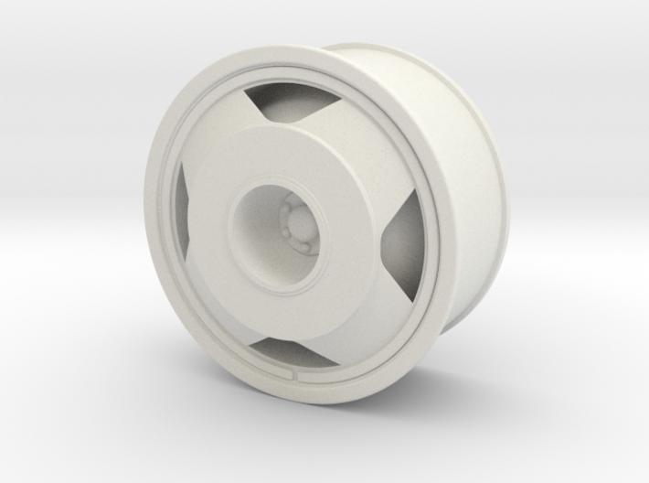 DAF-rim-8b-4drh 3d printed