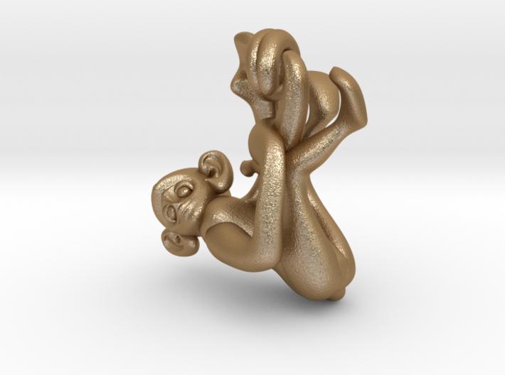 3D-Monkeys 099 3d printed