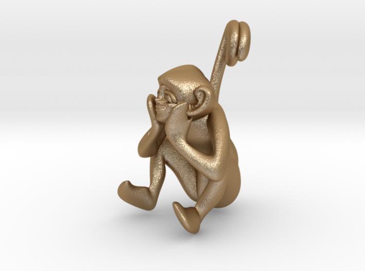 3D-Monkeys 135 3d printed