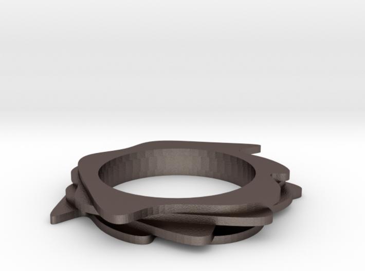Neo Abstarct Bracelet 3d printed