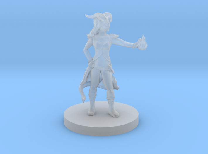 Lerissa Zolfura the First 3d printed