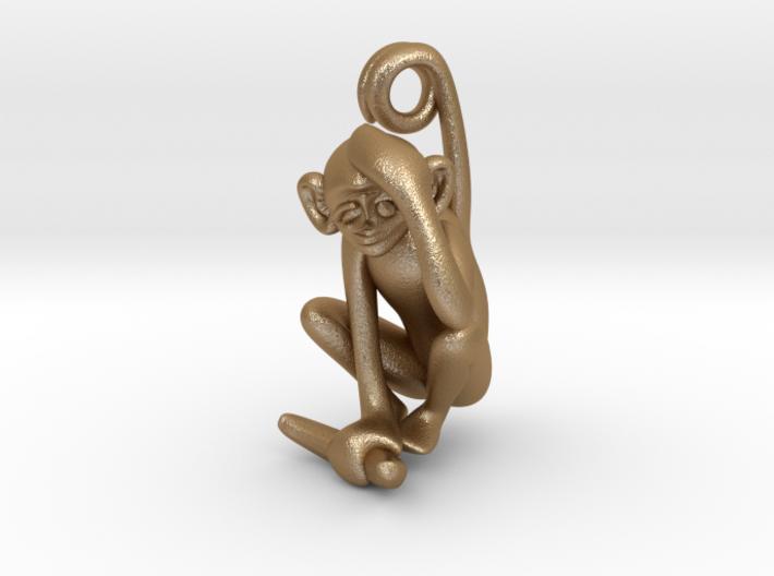 3D-Monkeys 162 3d printed