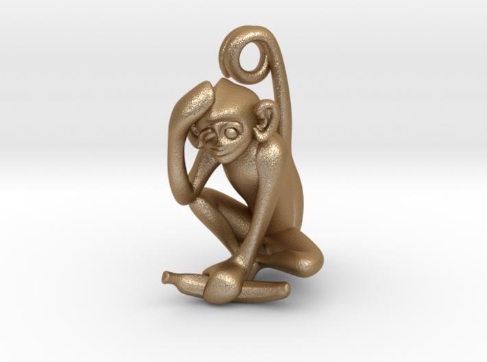 3D-Monkeys 164 3d printed