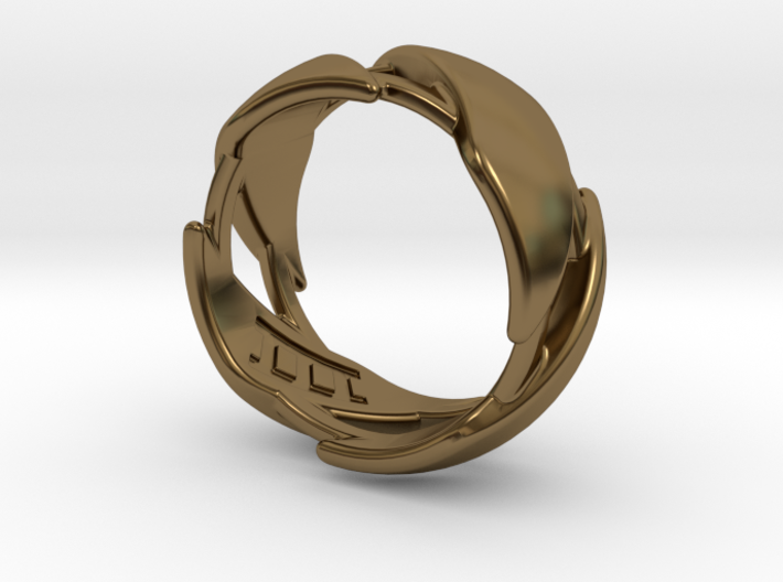 US16 Ring III 3d printed
