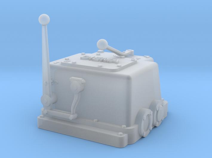 Diema DL8 Getriebe, 1:13,3 3d printed
