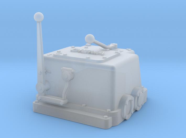 Diema DL8 Getriebe, 1:22,5 3d printed