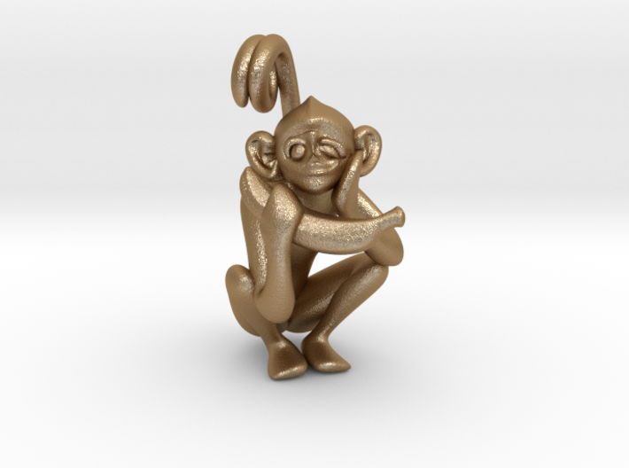 3D-Monkeys 195 3d printed